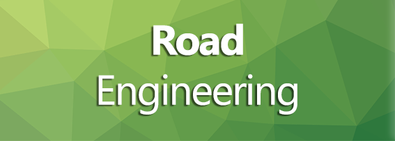 Road Engineering Banner sun